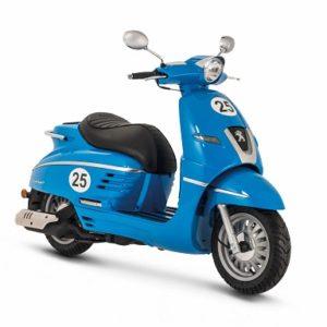 Django 125 Euro 4